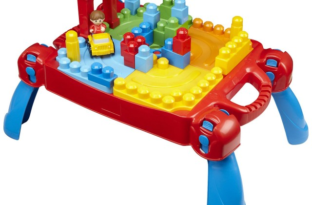 Mega Bloks Table
